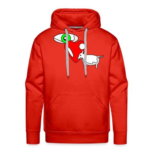 Eye luv Ewe - Men's Premium Hoodie