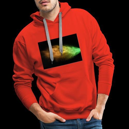 Colorspray - Männer Premium Hoodie