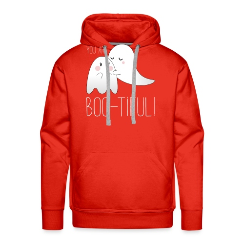 BOO-tiful ghosts - Men's Premium Hoodie
