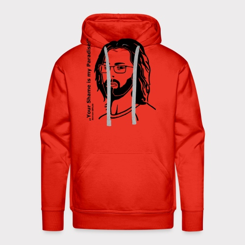 Your Shame is my Paradise - Männer Premium Hoodie