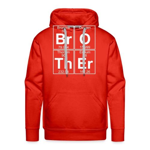 Br-O-Th-Er (brother) - Full - Men's Premium Hoodie