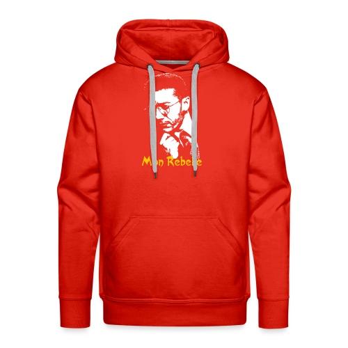 Matoub lounes le rebelle inoostore - Sweat-shirt à capuche Premium pour hommes
