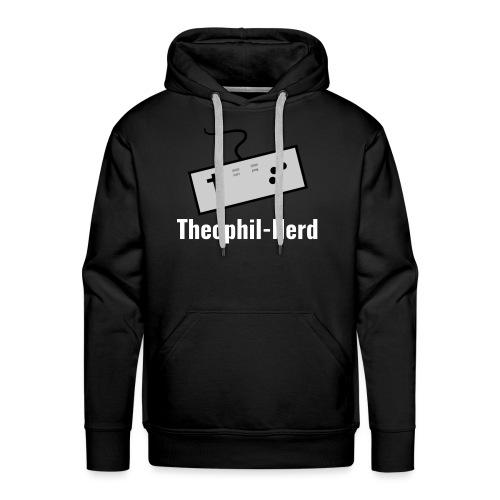 Theophil-Nerd - Männer Premium Hoodie