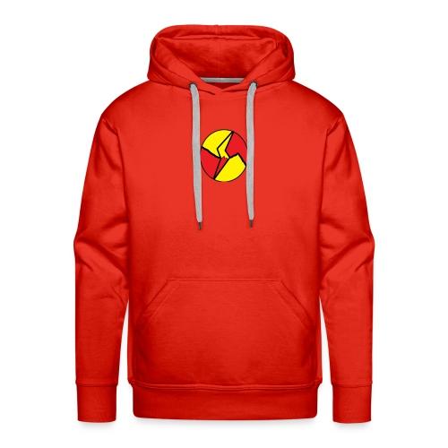 flash - Mannen Premium hoodie