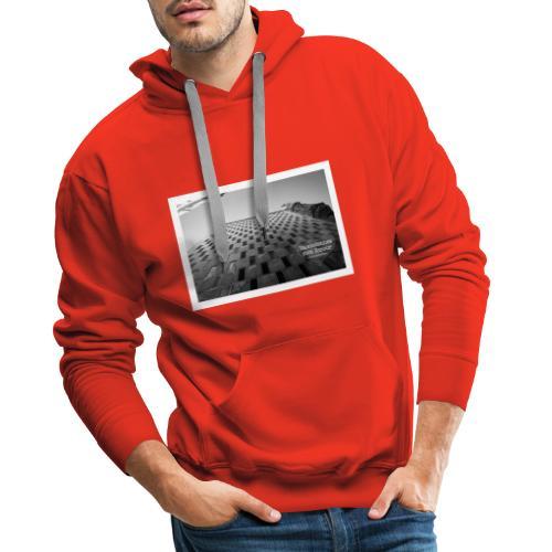 Place d'Armes, Hôtel de Ville - Sweat-shirt à capuche Premium pour hommes