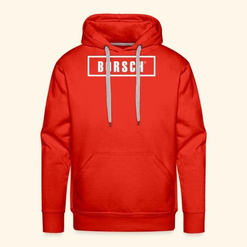 Borsch - Herre Premium hættetrøje