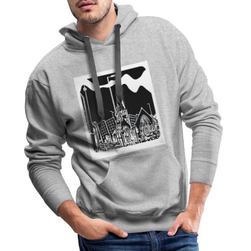 Church iconic - Men's Premium Hoodie