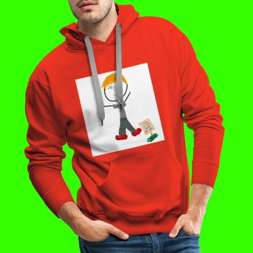 THE AUSTIN HALL (AKA THEBIGBEEFIS) TOUR - Men's Premium Hoodie