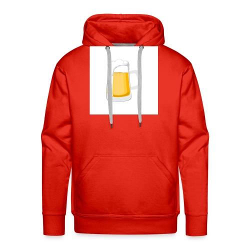 1 drink - Men's Premium Hoodie