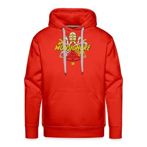 Monsignore (Limited Edition 2020) - Felpa con cappuccio premium da uomo