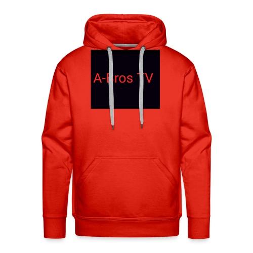 A-Bros Tv - Männer Premium Hoodie