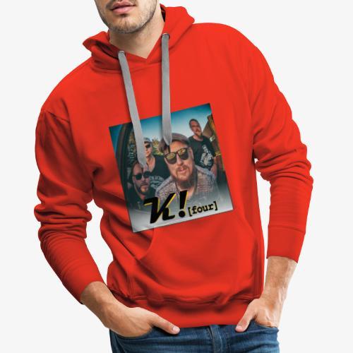 k4 promo - Männer Premium Hoodie