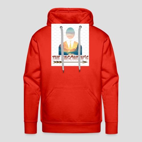 05A4C781 B294 42C4 A16F 6AAA6C4595D0 - Sweat-shirt à capuche Premium pour hommes