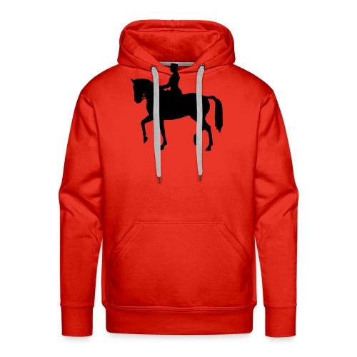 Dressuur 1C - Mannen Premium hoodie
