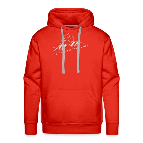 Life Cycle `n` Style: Up - Cycling is in my DNA - Männer Premium Hoodie