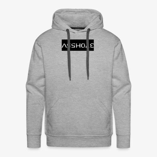 ASSHOLE Design - Mannen Premium hoodie