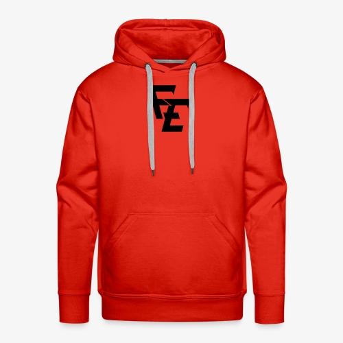 FE logo - Men's Premium Hoodie