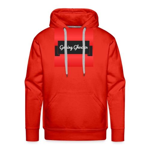 GG84 second logo - Men's Premium Hoodie