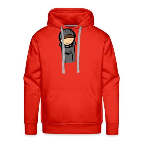 Popptejt - Mannen Premium hoodie