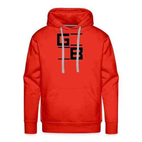 logo gwn besher - Mannen Premium hoodie