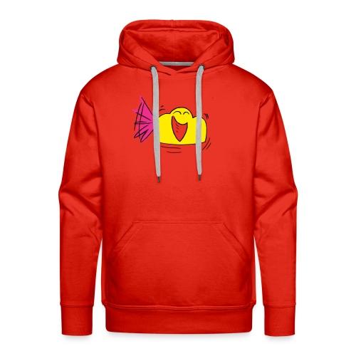 Iel02 - Sweat-shirt à capuche Premium pour hommes