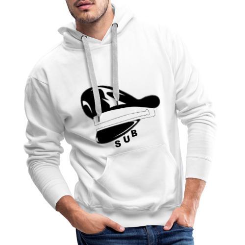 Muir Cap Sub - Men's Premium Hoodie