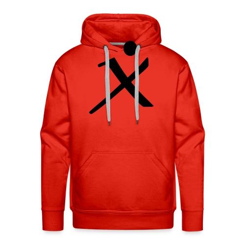 intoxicated logo ixi - Männer Premium Hoodie