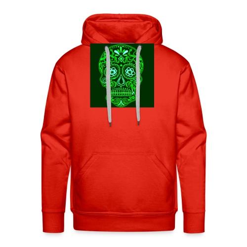 Neon Design - Mannen Premium hoodie