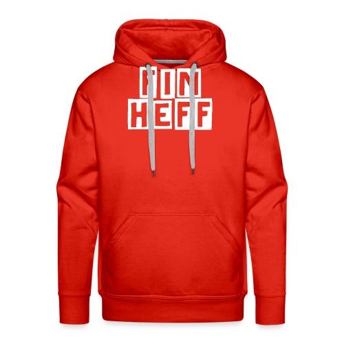 'Fin Heff' - Men's Premium Hoodie