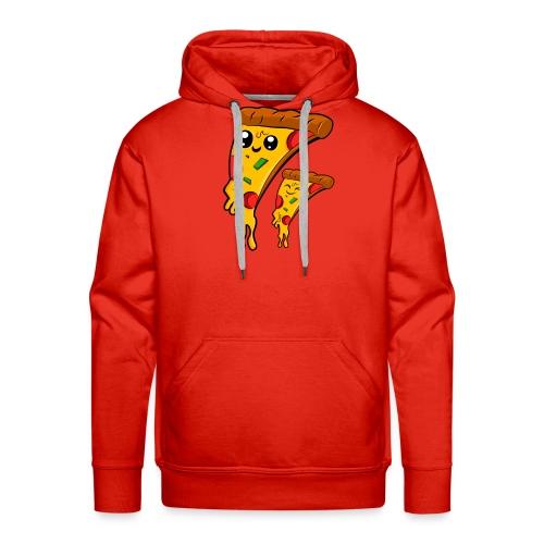 pizza Amigos Pizza Friends - Sudadera con capucha premium para hombre