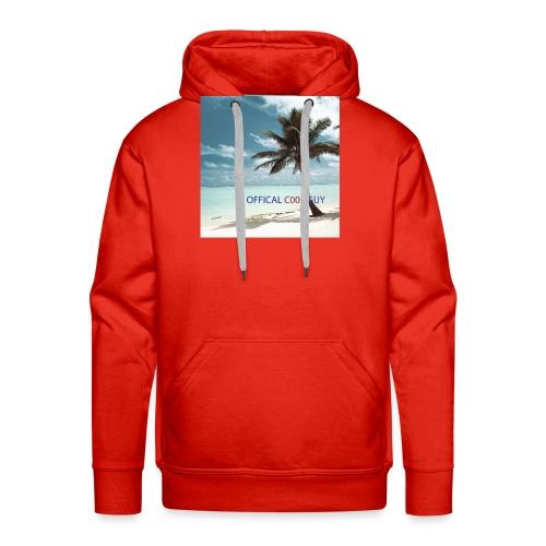 Merchandise offical 1 - Mannen Premium hoodie