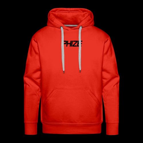 Phize - Sweat-shirt à capuche Premium pour hommes