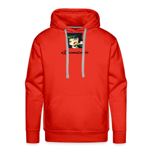 zerzouzer - Sweat-shirt à capuche Premium pour hommes