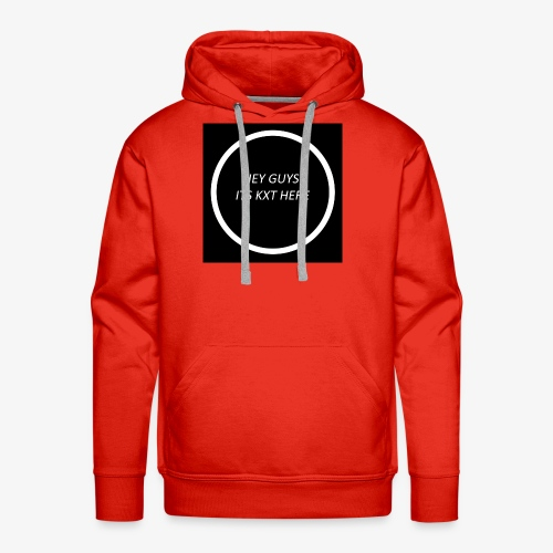 KxT Intro Merch - Men's Premium Hoodie