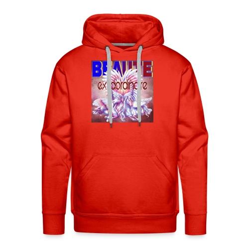 2021 04 05 - Sweat-shirt à capuche Premium pour hommes