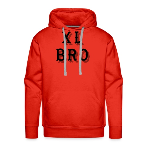 XL Bro - Männer Premium Hoodie