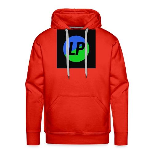 Lil Planet Logo Merchandise - Men's Premium Hoodie