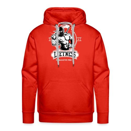 Leetness - Men's sports shirt - Men's Premium Hoodie