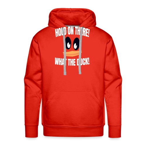 WhatTheDuck - Men's Premium Hoodie