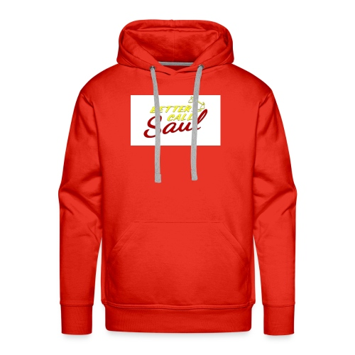 Better Call Saul shirt - Men's Premium Hoodie