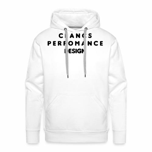 Clancs Perfomance New design - Premiumluvtröja herr