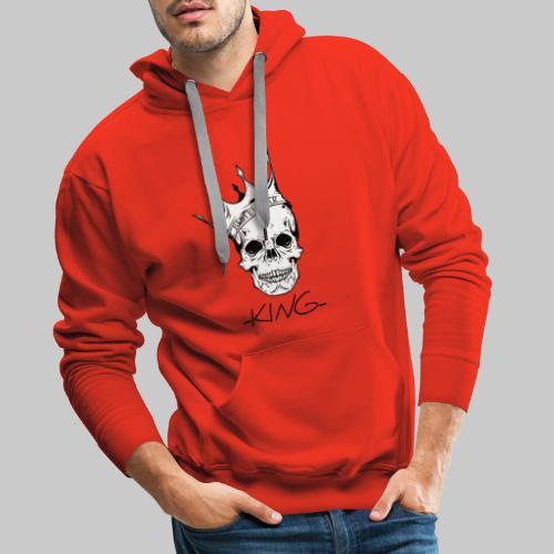 #Bestewear - King - Männer Premium Hoodie