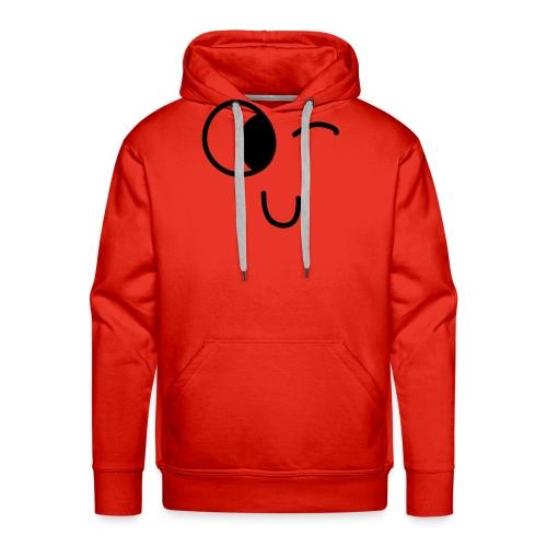 Jasmine's Wink - Mannen Premium hoodie