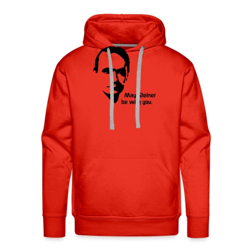 May Steiner be with you - Männer Premium Hoodie