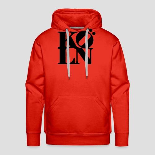KOELN - Männer Premium Hoodie