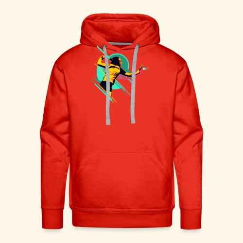 Do everything and play fair table tennis champ - Männer Premium Hoodie