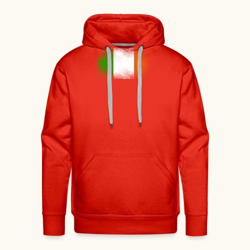 Irland Grunge irische Flagge lustig Geschenk Ire - Sweat-shirt à capuche Premium pour hommes