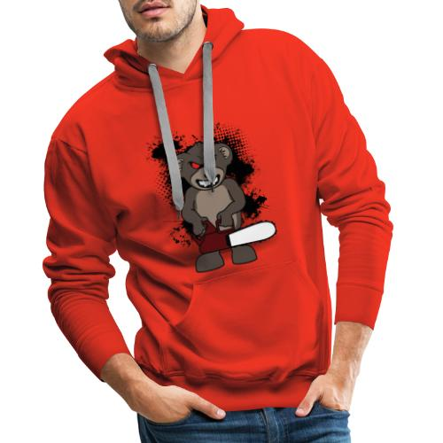 bear 1 - Männer Premium Hoodie