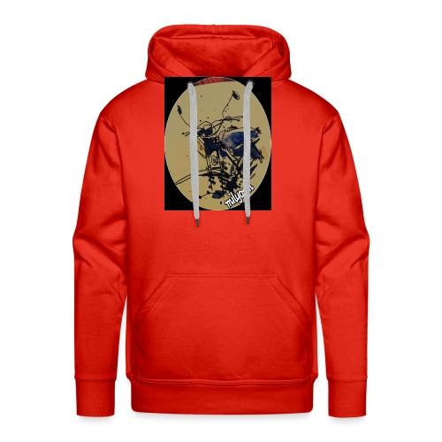 Milyorm calimatic - Sudadera con capucha premium para hombre
