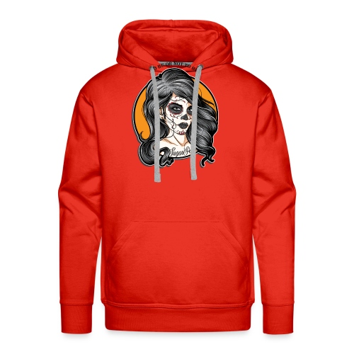 to be or not to be - Sweat-shirt à capuche Premium pour hommes